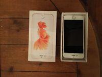 I Phone 6 S 64GB Rose Gold