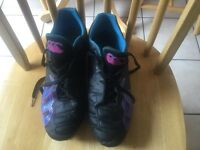 Mens Canterbury New Zealand Pheonix UK size 11 rugby boots, good condition.