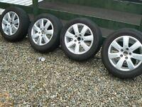 VW Alloy Wheels - fit Audi, Skoda, Seat,etc
