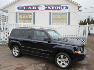 2011 Jeep Patriot NORTH EDITION!! AWD!! AUTO!! HEATED SEATS!!