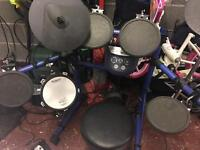 Roland electronic drum kit