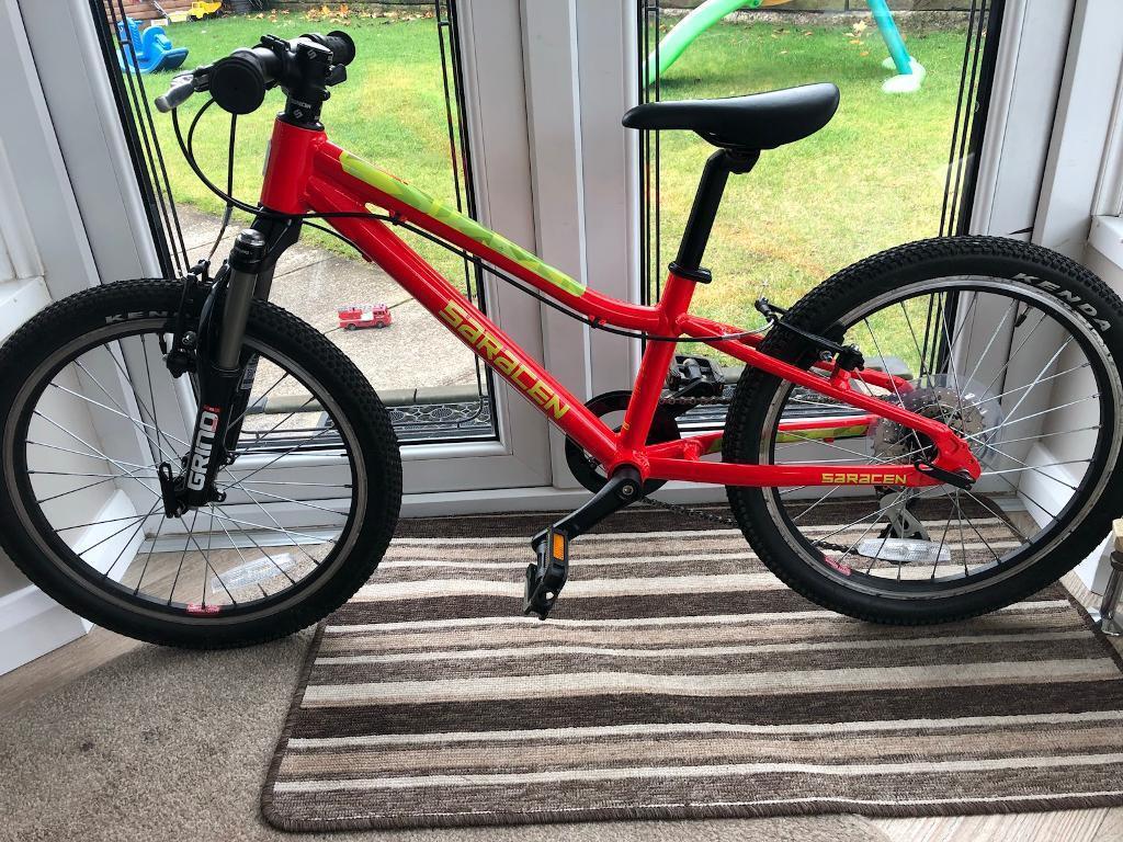 Sarason Mantra 20inch bike
