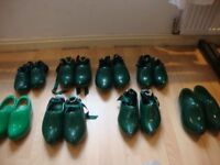 Stage Wooden Clog Shoes - all sizes