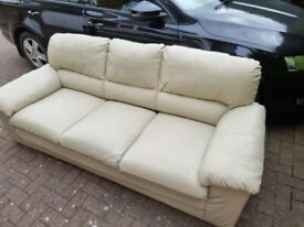 Free Sofa Bed (3 seater)