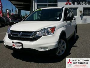 2011 Honda CR-V LX 4WD LOW KMS! Immaculate condition