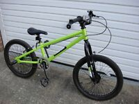 Big Foot BMX Stunt Bike - 20 Inch Wheels - Suit 7 to 10 Year Old - Can Deliver