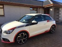 Audi A1 Competition Line - Ltd Edition. Low miles with Full Audi Service History