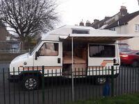 Full equiped campervan