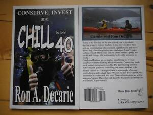 Conserve, Invest and Chill before 40