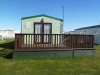 3 Bedroom Caravan to Rent