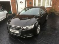 Audi A3 Sportback Sport 1.4 TFSI cylinder on demand 140 PS 6 speed 5dr