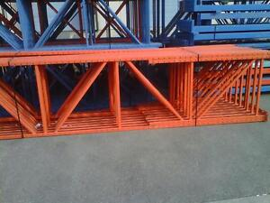 Pallet Racking, Redirack, Cantilever, Bollards, Safety Guards