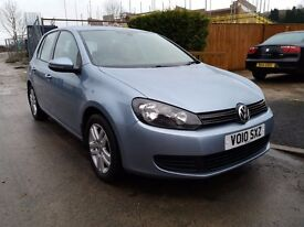 Volkswagen Golf 2.0 TDI CR 140 SE 2010
