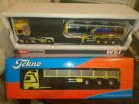 1/50 scale model lorries