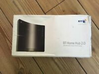 BT Home Hub 2.0 248 Mbps 10/100 Wireless N Router (BTHOMEHUB2.0)