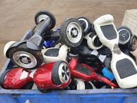 Hoverboard job lot untested