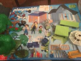 Playmobil Animal clinic 4343