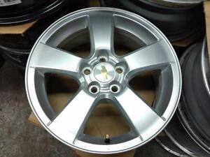 "16"" /17""/ 18"" OEM Chevy Cruze 5x105 Alloy / steel rims / TPMS / 205 55 16  215 60 16 / 225 40 18 tires in stock"