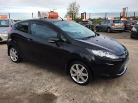 Late 2009 Ford Fiesta 1.2 Style 3 Door **Full MOT** *Cheap insurance* (corsa,polo,clio,207)