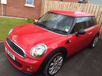 2011 Mini One for sale with 27,000 miles and 2 lady owners