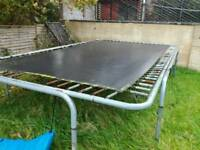 15 x 9 foot trampoline scrap metal?