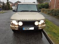 2004 LAND ROVER DISCOVERY TD5 ES JAN MOT NEEDS A LITTLE TLC