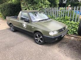 VW caddy pick up diesel