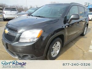 2012 Chevrolet Orlando 1LT - 6 PASSENGER/REMOTE START