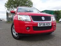 07 SUZUKI GRAND VITARA 1.6 4X4,MOT SEPT 019,2 OWNERS FROM NEW,PART HISTORY,TOTALLY UNMARKED 4X4