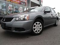 2009 Mitsubishi Galant ES AUTOMATIC AIR CONDITIONING, CRUISE CON