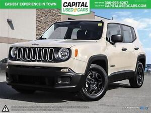 2015 Jeep Renegade Sport* Low KMs * Power Windows & Power Locks