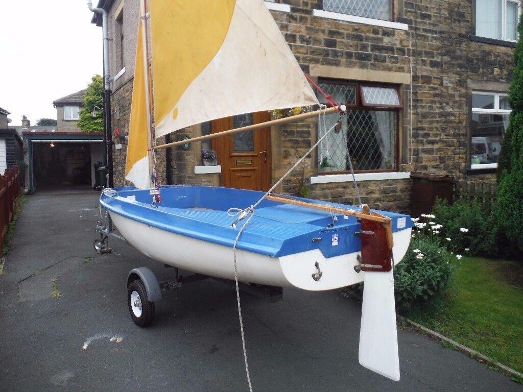 Skipper 14 Foot Cruising Dinghy