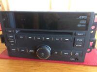 Radio/dvd from Chevrolet