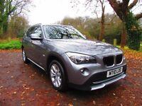 BMW X1 X-DRIVE 2.0d SE 1 owner, low mileage
