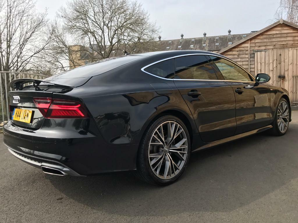 audi a7 3 0 tdi s line sportback s tronic quattro start. Black Bedroom Furniture Sets. Home Design Ideas