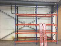 Brand new Pallet racking cheap for quick sale