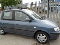 Hyundai Matrix GSi 1.6....Good family car...£575