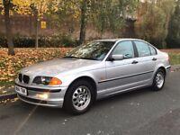 BMW 3 Series 1.9 316i SE 4dr Saloon Manual Petrol - P/X Welcome