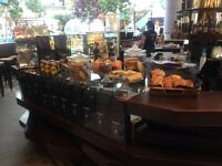 Baker for NZ Cafe