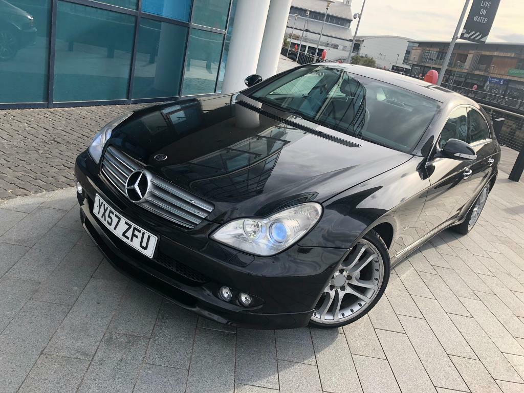 Mercedes CLS 320CDI BRABUS D6 | in Chatham, Kent | Gumtree
