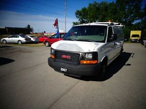 2007 GMC Savana Express Cargo