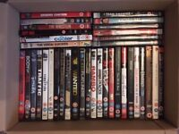 36 DVD Job Lot Bundle inc. Fight Club, The Wrestler, The Blind Side, Donnie Darko...