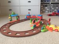 Early Learning Centre Happyland train set