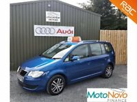 **NOW SOLD**2007 VOLKSWAGEN TOURAN 2.0 TDI SE 140, 7 SEATER, SERVICED, TWO KEYS, SERVICE HISTORY