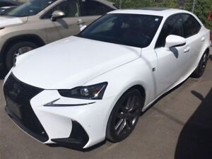 2018 Lexus IS 350 ** Company Demo ** Call for special price **