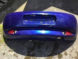 Racing Puma Rear Bumper