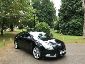 2011/61 Vauxhall Insignia 2.0CDTi 16v SRi VX-Line Irmscher Kit 5 Door Hatchback ( FINANCE AVAILABLE)