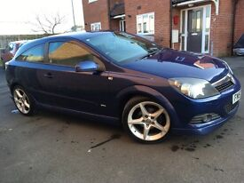 ASTRA 1.7 CTDI SRI EXTERIOR PACK - Immaculate inside and out. MOT + Full service history