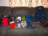 Duke Of Edinburgh Expedition Kit/Walking/Camping Gear RRP £245