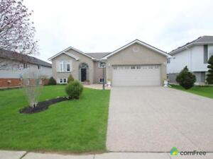 $529,999 - Raised Bungalow for sale in Saint George